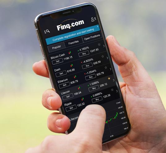 finq.com crypto trading
