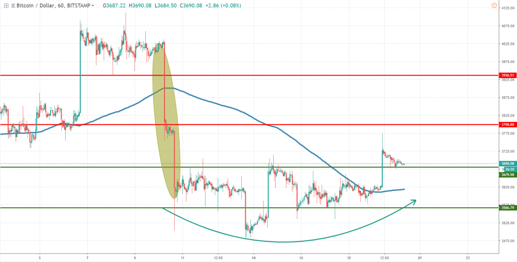 Bitcoin analysis January 20
