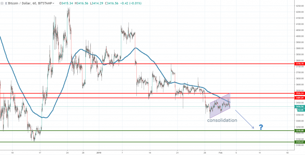 Bitcoin analysis February 4-10
