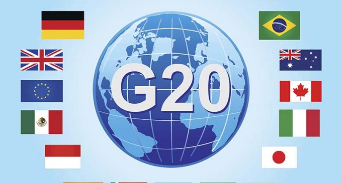 Cryptocurrency Regulation on G20 Meeting's Agenda
