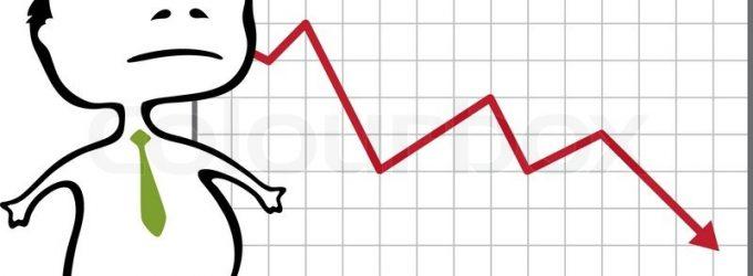 Crypto Market Cap Drops $35 Billion in 24 Hours