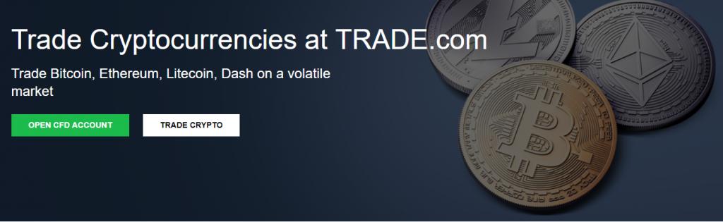 trade.com cryptocurrencies CFDs
