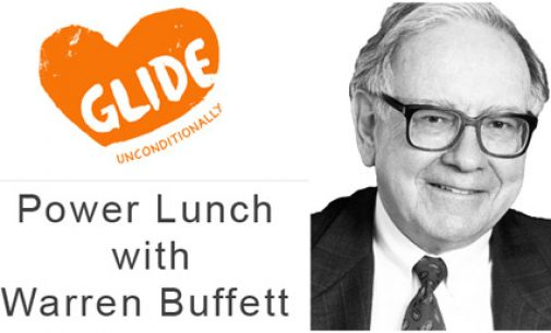 Warren Buffett Will Lunch with the TRON Founder