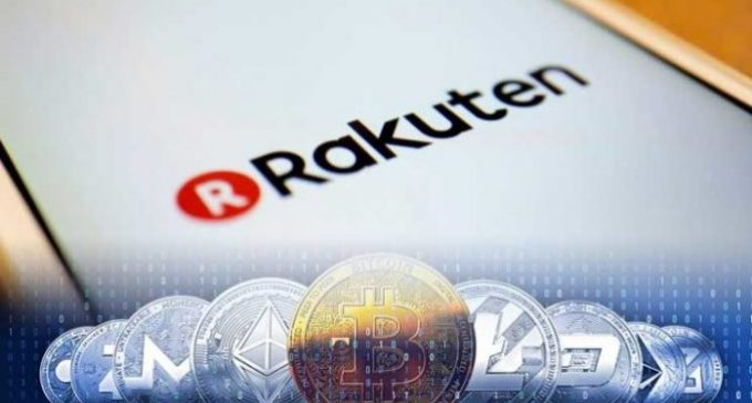 Rakuten Unveils New Step for Crypto Support