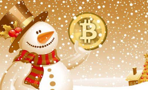 Bitcoin Trades Choppy as the 2019 Christmas Unfolds