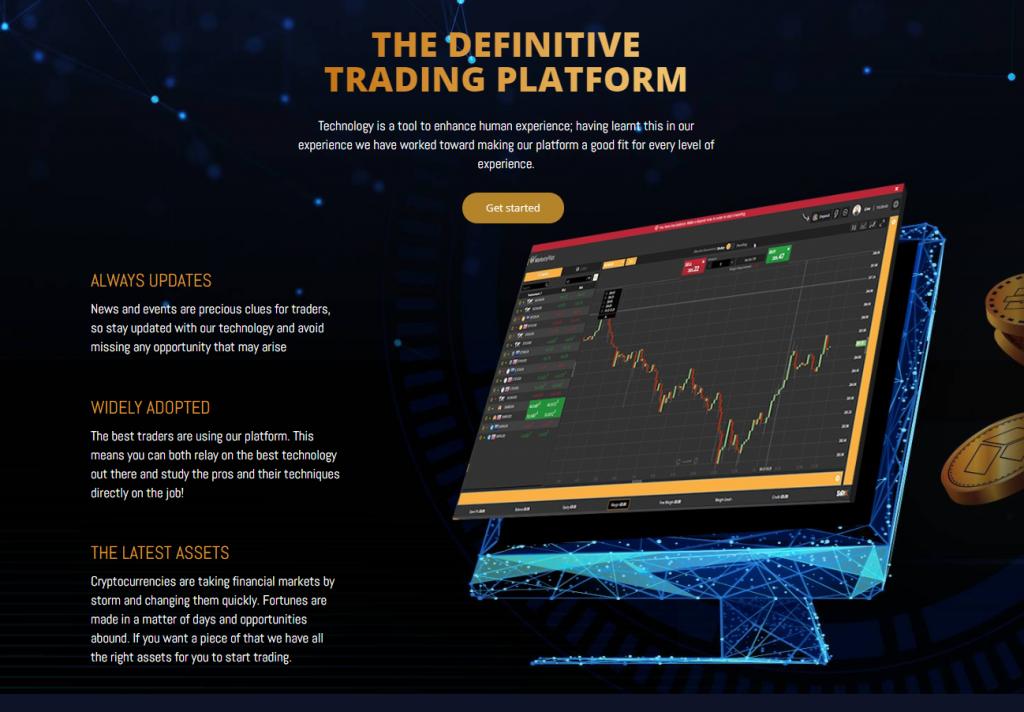 MarketsPilot trading platform