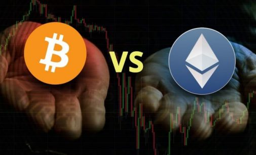 Ethereum Rivals Bitcoin in Terms of Daily Value Transfers