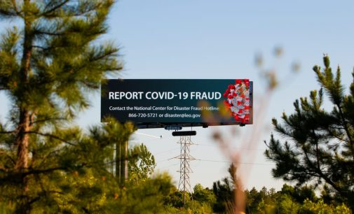The US DHS and DoJ Seize COVID-19 Website for BTC-Related Fraud