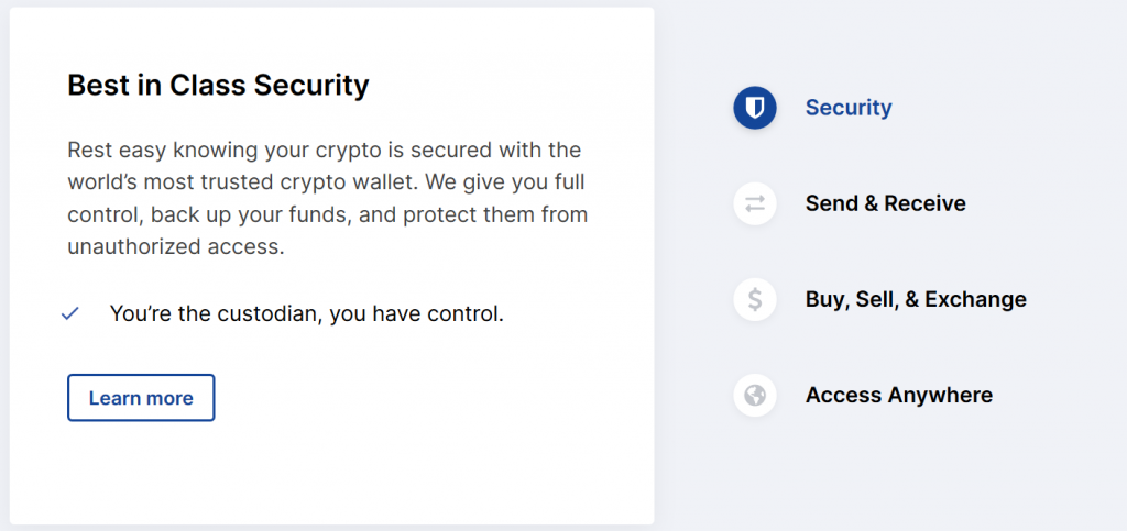 blockchain.com security