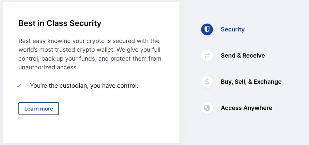 blockchain.com security