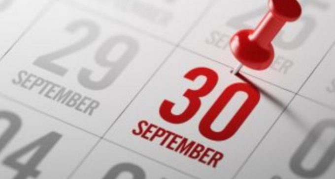 September Ends with Losses for Most Big Coins – More Downside Ahead?