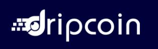 DripCoin official logo