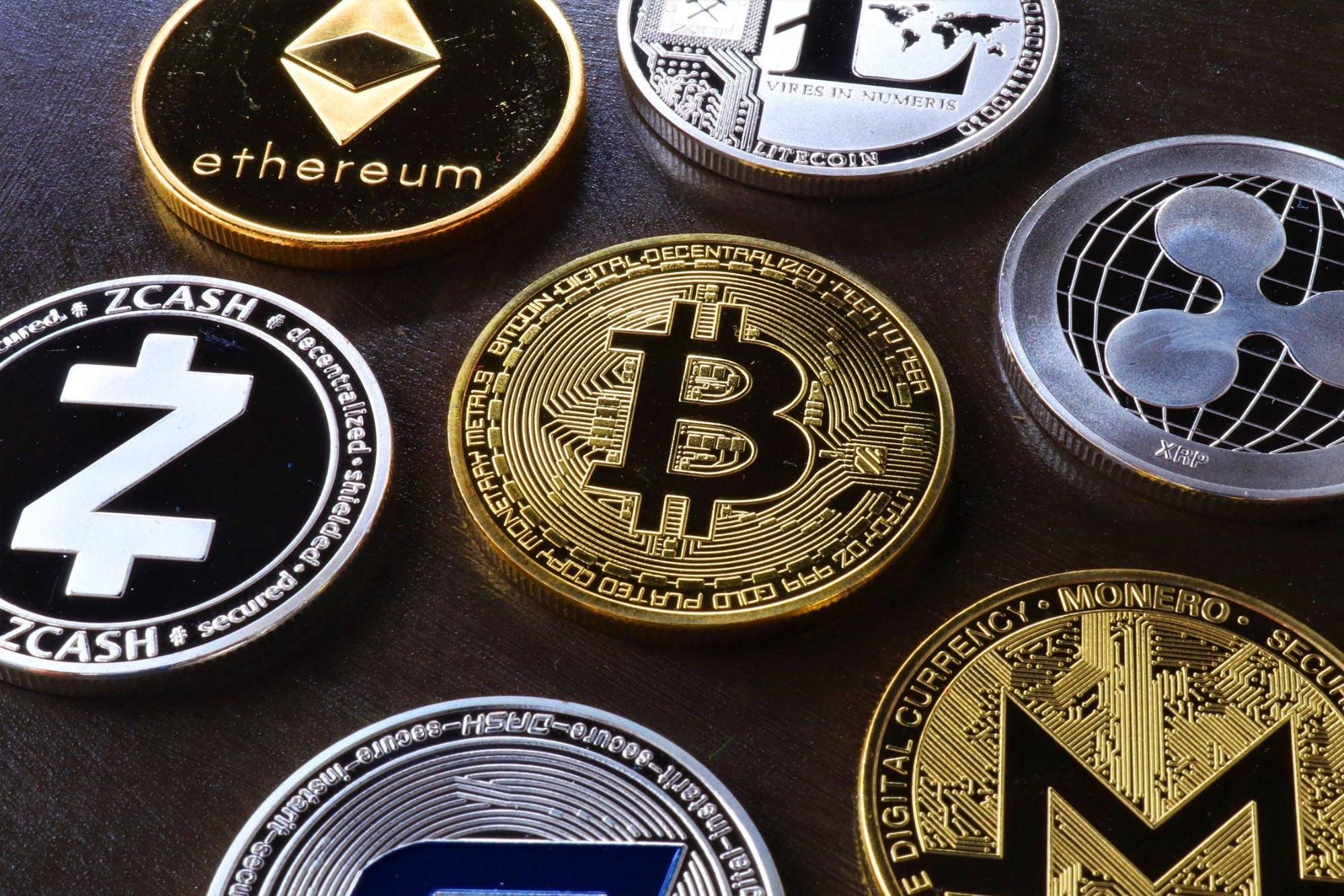 institutional investments in Bitcoin and altcoins