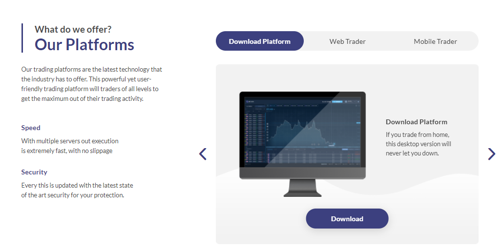 Bitfargo platforms