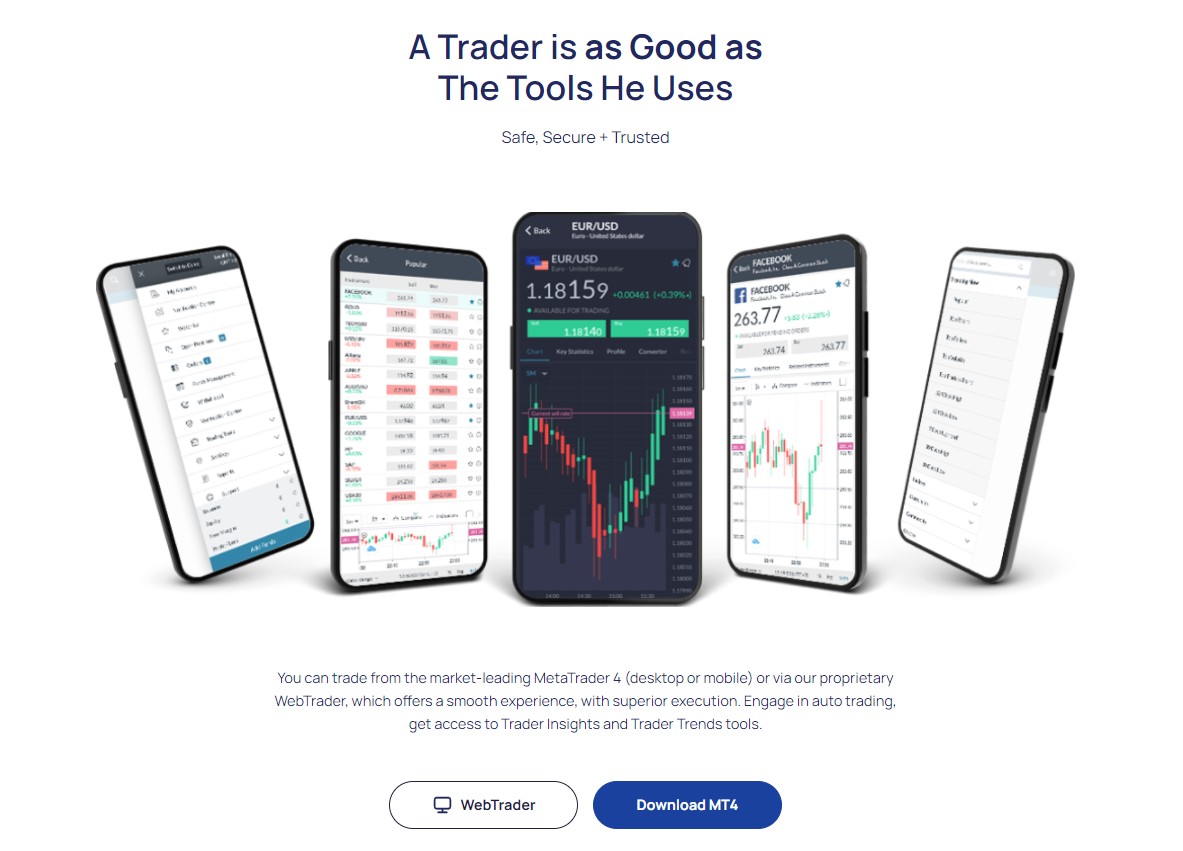 ArgoTrade trading software